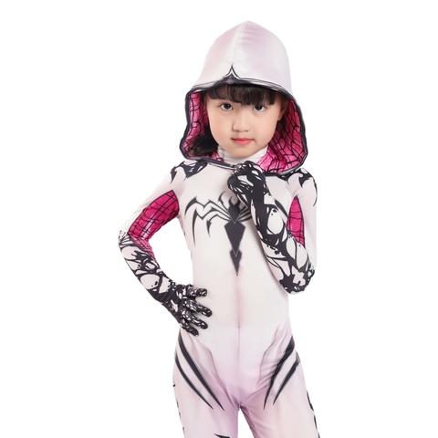 Человек паук костюм детский Женщина паук