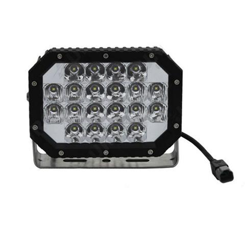 Светодиодная фара  6 комбинированного  света Аврора  ALO-L-6-P7E7K ALO-L-6-P7E7K  фото-1