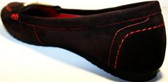 Женские туфли на низком ходу Topas
