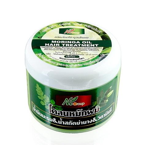 Маска для волос с маслом моринги NT-Group