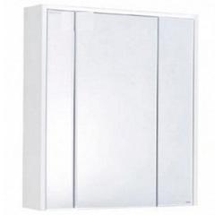 Зеркальный шкаф Roca RONDA ZRU9303009 80 см белый матовый