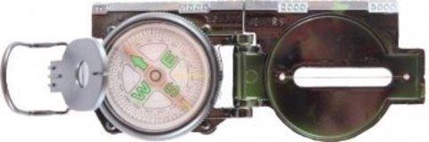 Компас Следопыт складной, в металл. корпусе PF-TCP-07