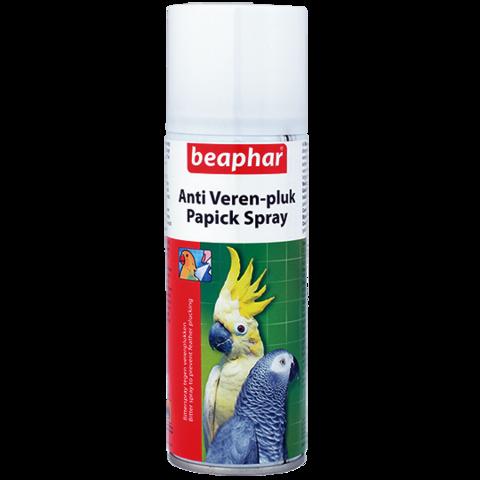 Беафар Спрей Papick для птиц, против выдергивания перьев 200 мл.