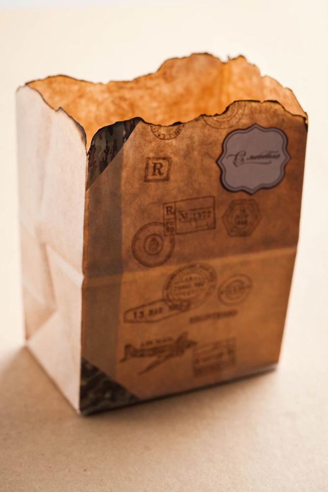 Бумажный пакет Почта для упаковки мыла
