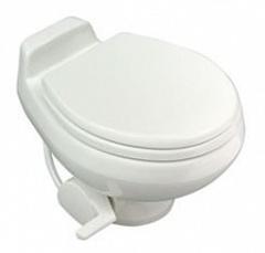 Туалет вакуумный SeaLand VacuFlush 506+ (12/24 В, белый)