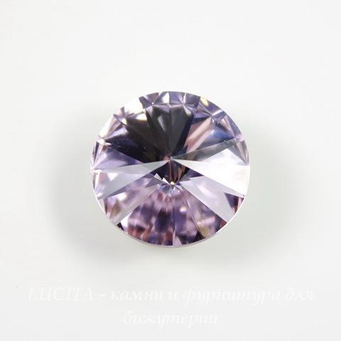 1122 Rivoli Ювелирные стразы Сваровски Violet (14 мм)