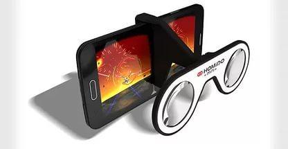 Гарнитура виртуальной реальности Mini Homido