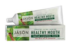 """Зубная паста без фтора """"Чайное дерево"""" против парадонтоза, Jason"""