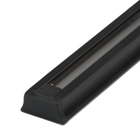 Шинопровод (трек) 3м. однофазный CAB1003 черный
