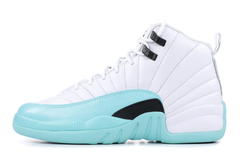 Air Jordan 12 Retro (GS) 'Light Aqua'