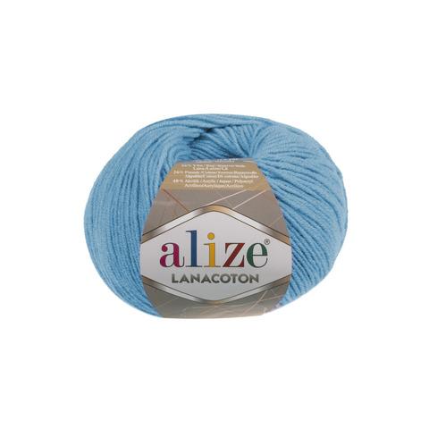 Купить Пряжа Alize Lanacoton Код цвета 287 | Интернет-магазин пряжи «Пряха»