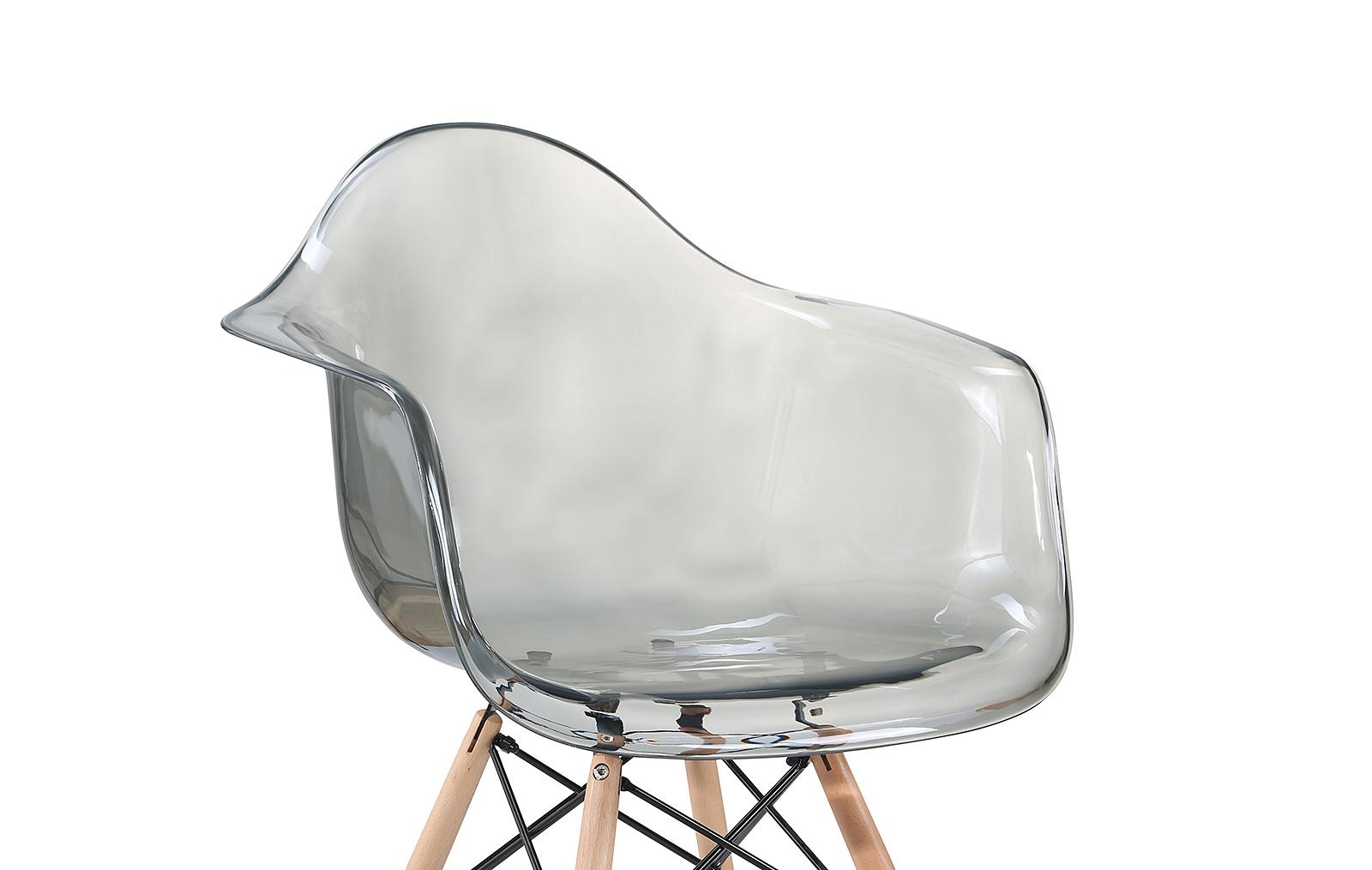 Стул ESF PW082PC grey (серый)