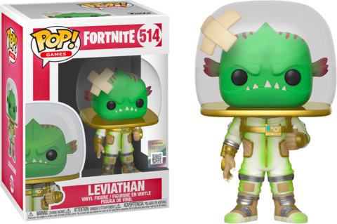 Фигурка Funko Pop! Games: Fortnite -  Leviathan