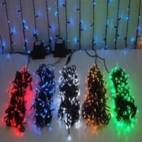 Гирлянда нить 200 LED