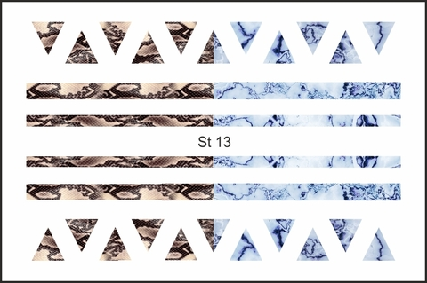 ST Стикер для дизайна №13