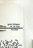 Набор магнитов на холодильник Alphabet английские буквы и цифры 201 шт. Suck UK SK MAGAZ TYPE | Купить в Москве, СПб и с доставкой по всей России | Интернет магазин www.Kitchen-Devices.ru