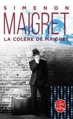 LA Colere De Maigret -  French