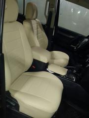 Чехлы на Mitsubishi Pajero 4 2006–2020 г.в.