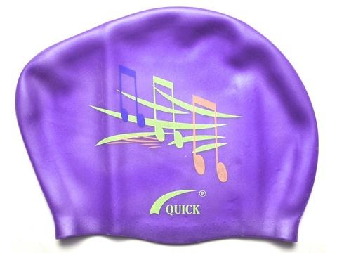 Шапочка для плавания  (Фиолетовый)