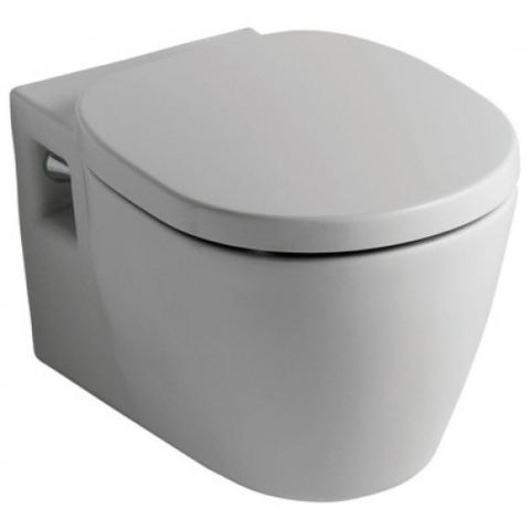 Унитаз подвесной с сиденьем микролифт Connect Ideal Standard E803501
