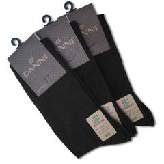 DOPT5-001 носки мужские 27-29, черные
