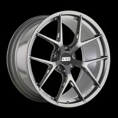 Диск колесный BBS FI-R 10.5x20 5x130 ET44 CB71.6 platinum silver