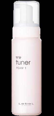 Пена для укладки волос TRIE TUNER FOAM 1