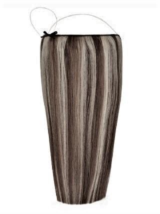 Волосы на леске Flip in- цвет #1b-613