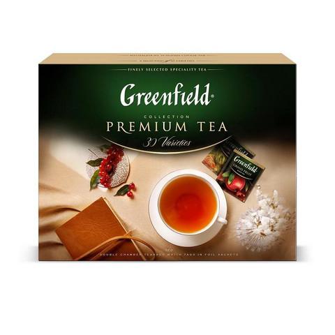 Чай Greenfield Premium Tea ассорти 120 пакетиков