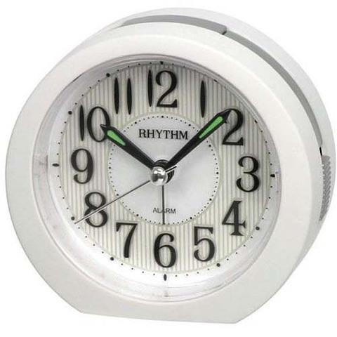 Настольные часы-будильник Rhythm CRE839NR03