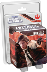 Star Wars: Imperial Assault - Han Solo (Scoundrel) Ally Pack