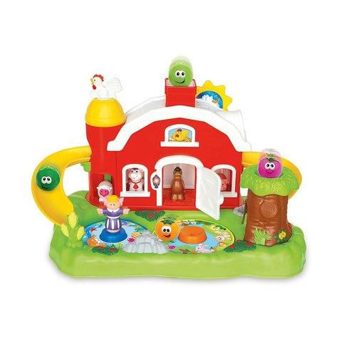 Интерактивная развивающая игрушка Фермерский дворик напрокат