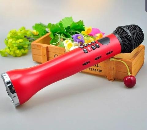 Беспроводной караоке-микрофон L-598