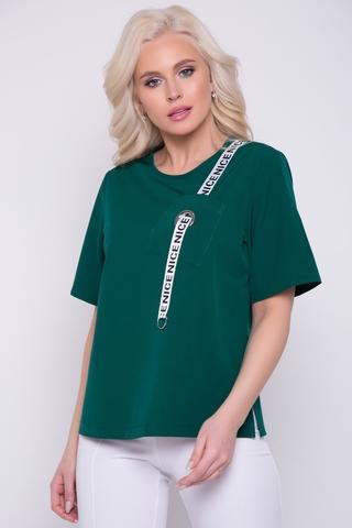 <p>Этот блузон - находка для модниц, которые желают сделать акцент на своей привлекательности.</p>