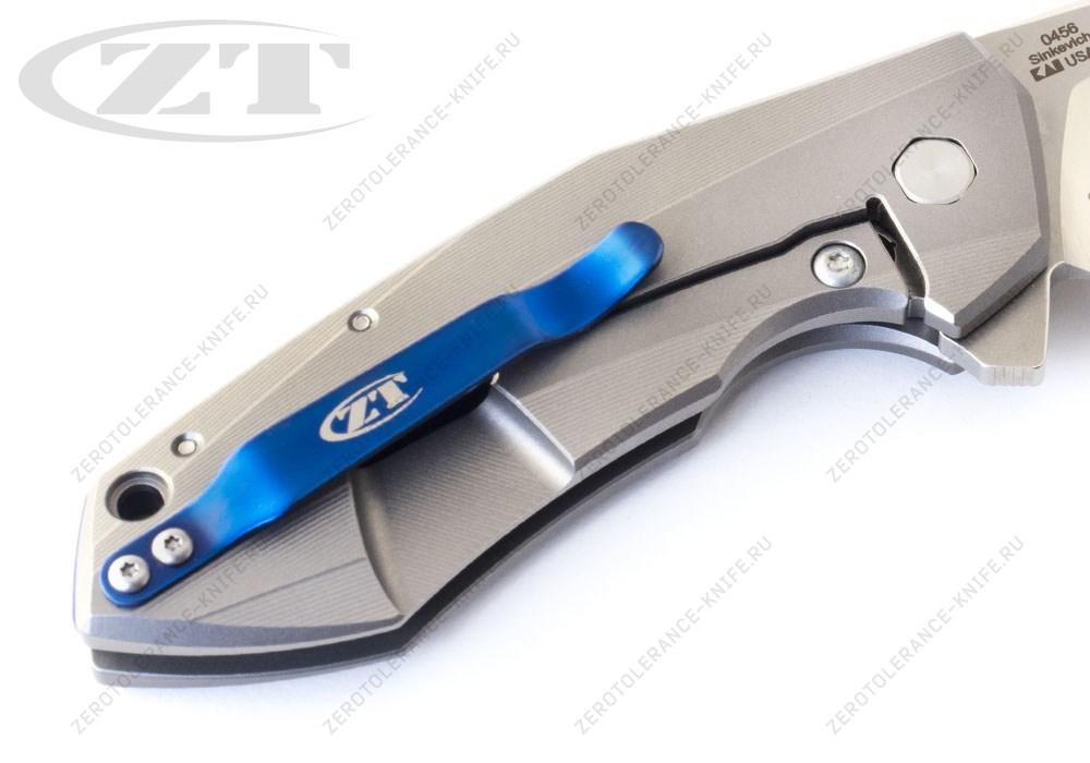 Нож Zero Tolerance 0456 Sinkevich - фотография