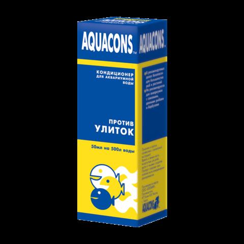 Зоомир Акваконс Против улиток Кондиционер для воды