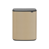 Мусорный бак Touch Bin Bo 60 л, артикул 223105, производитель - Brabantia