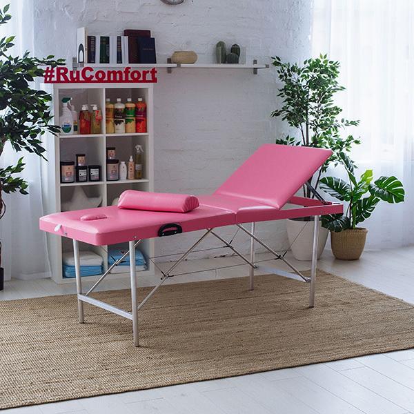 Массажный стол Comfort LUX 190/75 (190х70, высота 75 см) фото