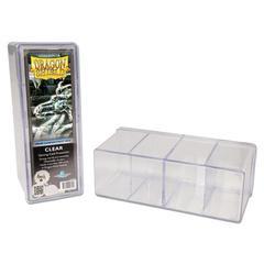 Dragon Shield - Коробочка прозрачная на 300+ карт
