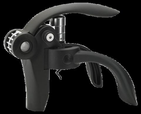 Peugeot BALTAZ - Штопор для вина механический пластик черный (corkscrew) картон