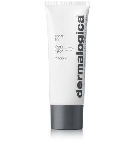 Dermalogica Увлажняющий крем средний тон Sheer Tint Medium SPF 20