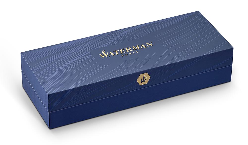 Waterman Hemisphere - Deluxe Cracked CT, перьевая ручка, F