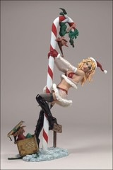 Monsters Series 5 - Twisted X-Mas Tales Mrs. Claus