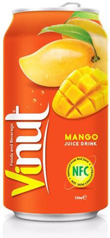 Сок манго Vinut - Коробка 24х330 мл.