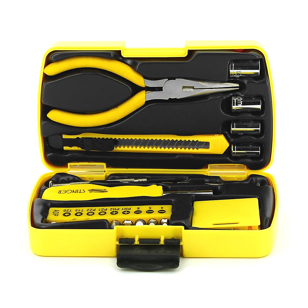 Набор инструментов в кейсе Stinger NST128020