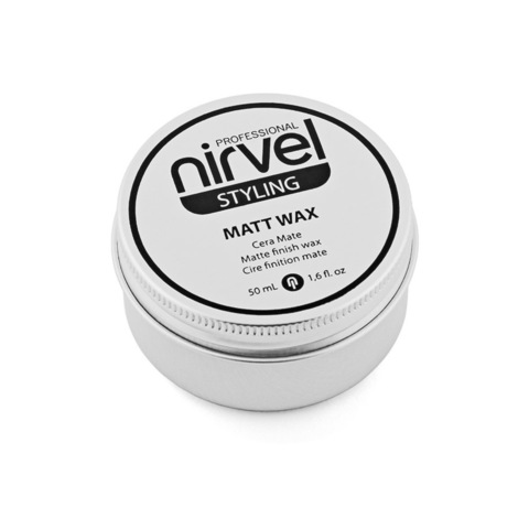 Nirvel Matte Finish Wax