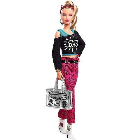 Барби Стиль Кита Харинга