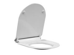 Крышка-сиденье soft-close GSI NORM/PURA/KUBE MS86CSN11 тонкое
