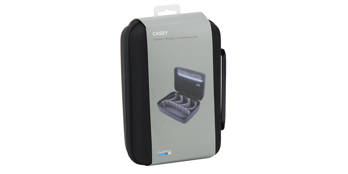 Кейс GoPro Casey (ABSSC-001) в упаковке