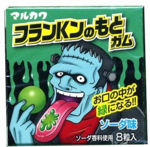 Жевательная резинка MURAKAWA